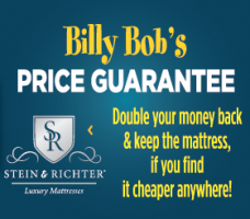 Billy Bob's Price Guarantee