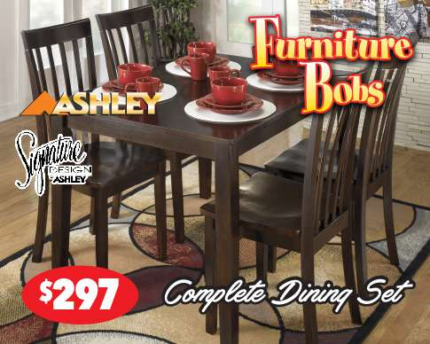 Complete Dining Set - $297