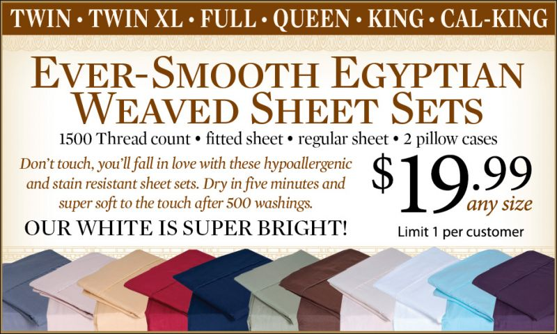 Billy Bobs Beds And Mattresses Ever Smooth Egyptian