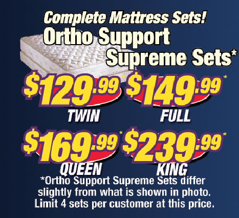 Ortho Support Supreme Sets•