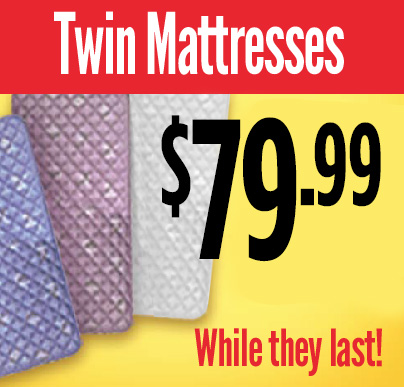 Twin Mattreses